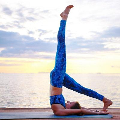 Tappetino yoga Bodhi Italia