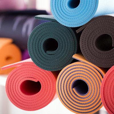 Tapetes de yoga para estúdio Bodhi Portugal